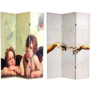 raphael portable screen divider
